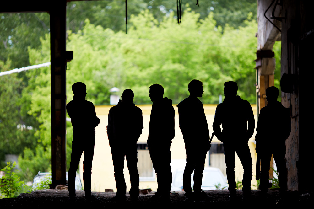 gangs and youth violence